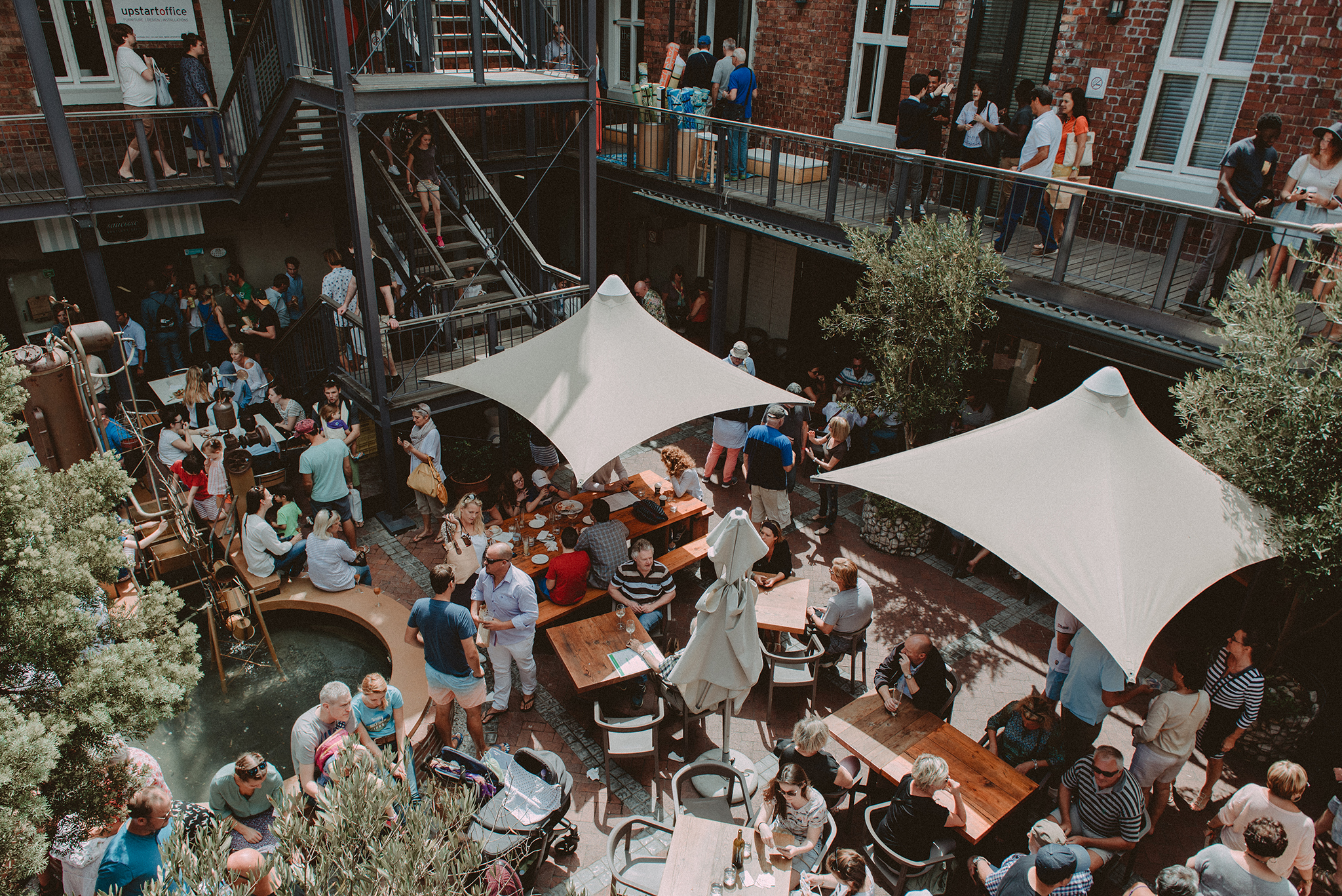 Old Biscuit Mill cafes by Polina Ilieva Photography